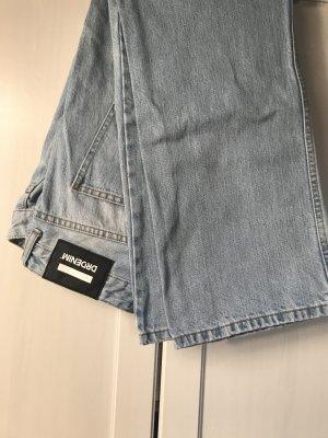 7/8 High-Waist Jeans Schlag Culotte Dr.Denim Schlaghose