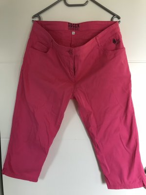 Soccx 7/8 Length Trousers pink