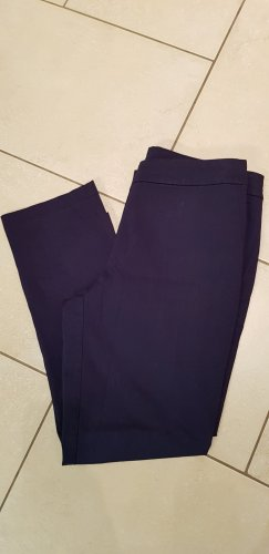 Zero Pantalon 7/8 bleu foncé