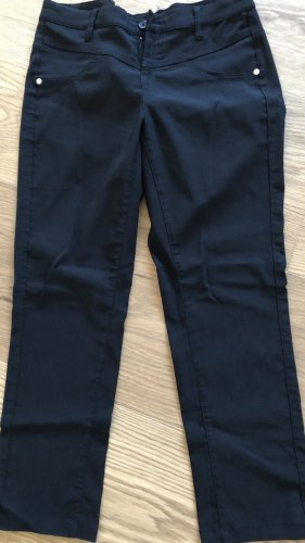 bpc bonprix collection Pantalon 7/8 noir