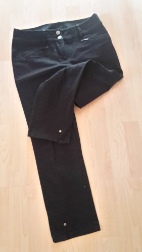 Street One 7/8 Length Trousers black