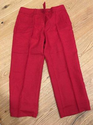 Taifun 7/8 Length Trousers red-dark red
