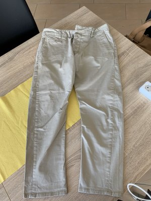 Guess 7/8 Length Trousers beige