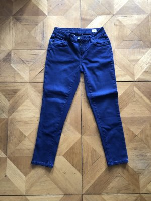 Casablanka 7/8 Length Trousers dark blue-blue