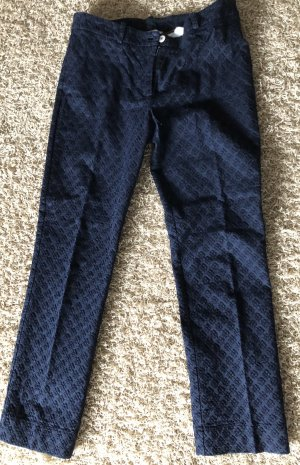 Rosso35 Pantalone a 7/8 blu scuro