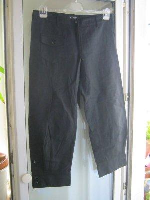 Armani Jeans Pantalon 7/8 noir