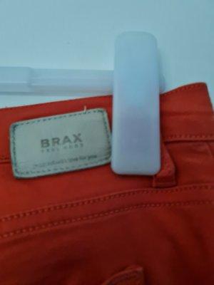 Brax Pantalone a 7/8 rosso