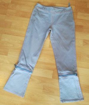 Miu Miu 7/8 Length Trousers azure