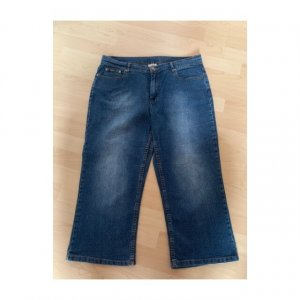 Colours of the World 7/8 Length Jeans blue