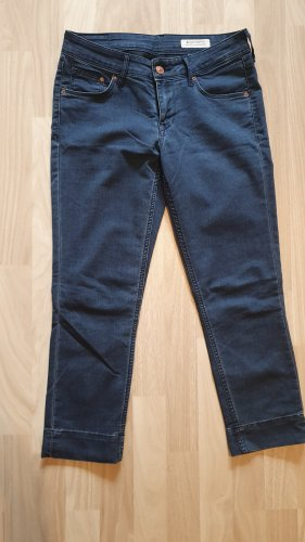 H&M 7/8 Length Jeans dark blue
