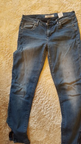Only 7/8 Length Jeans blue