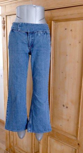 """7/8 Jeans """"Cropped Boot Cut"""" - Esprit - Gr. 36"""