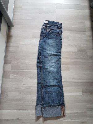 Tom Tailor Jeans 7/8 bleu