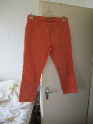 Sandwich Pantalone a 7/8 arancione