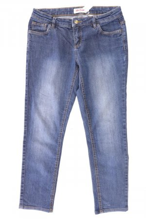 7/8 Length Jeans blue-neon blue-dark blue-azure