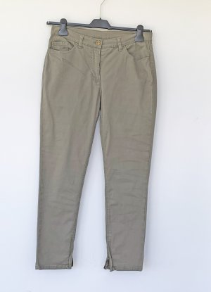 7/8 Jeans, khaki, benotti, Gr. 40
