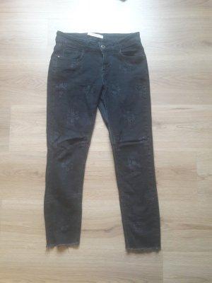 Promod Jeans a 7/8 nero