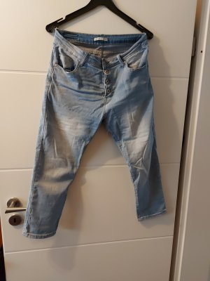 Made in Italy 7/8-jeans lichtblauw