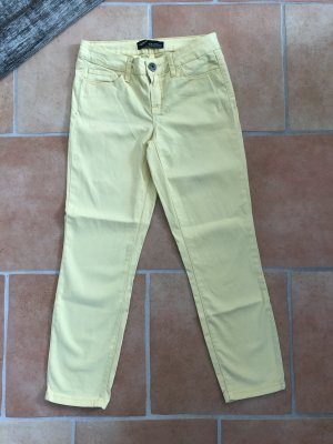 Arizona 7/8 Length Trousers primrose cotton
