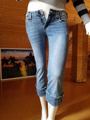 Karma 7/8 Length Jeans blue