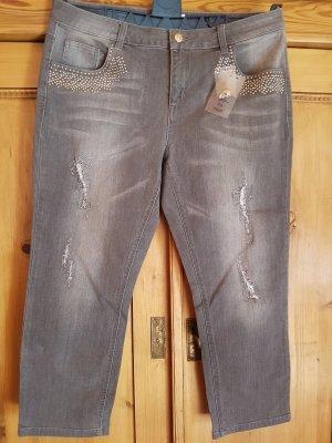 7/8 Jeans von Rick Cardona, Größe 44, Neu mit Etikett