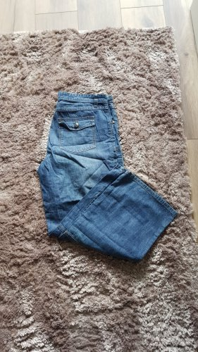 Street One 7/8 Length Jeans blue
