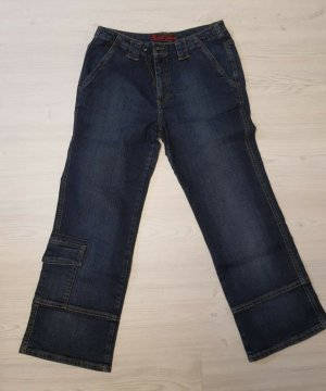 Edc Esprit Jeans 7/8 bleu
