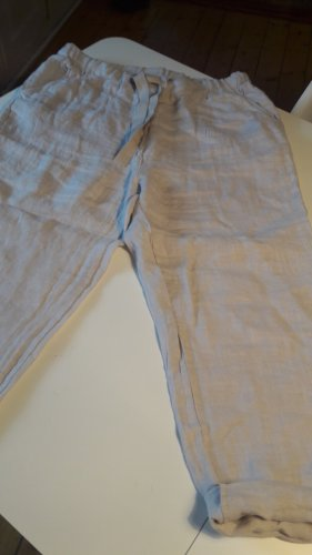 Italy Moda 7/8 Length Trousers beige