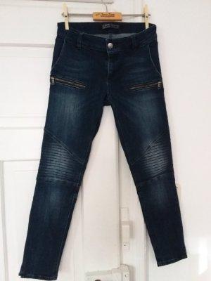 7/8 Skinny Jeans Zara