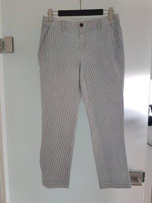 Gap 7/8 Length Trousers white-blue