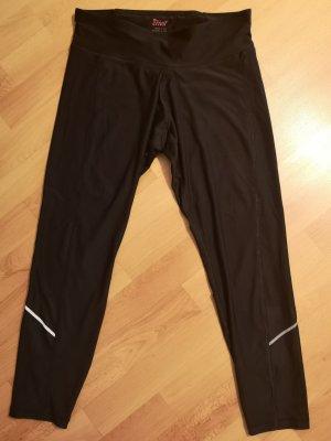 Crivit Pantalone da ginnastica nero