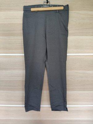 H&M Jersey Pants white-black