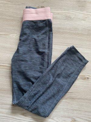 7/8 Yogapants Sportleggings mit kleinem Schlüsselfach Sporthose