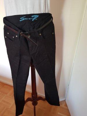 7 Black Jeans