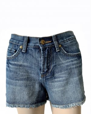 7 For All Mankind Shorts steel blue