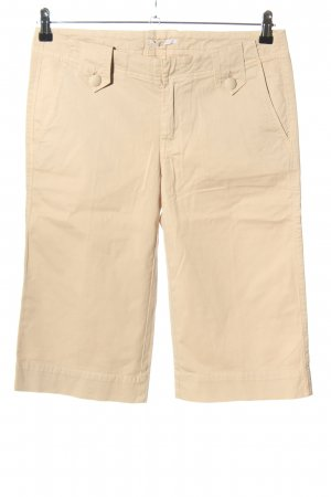7 For All Mankind 3/4 Length Trousers cream casual look