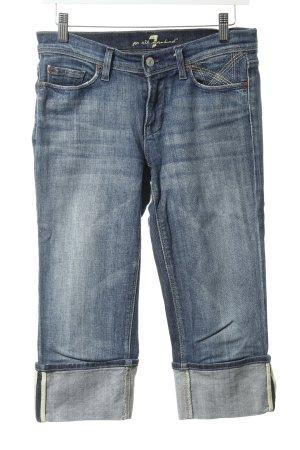 7 For All Mankind 3/4-jeans veelkleurig casual uitstraling
