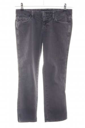 7 For All Mankind 7/8 Jeans hellgrau Casual-Look