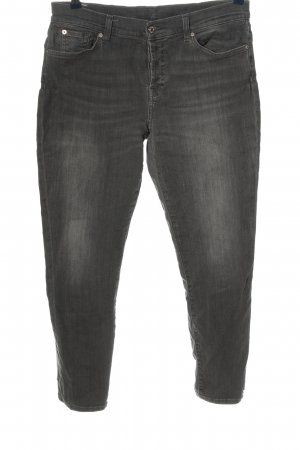 7 For All Mankind Vaquero 7/8 negro look casual
