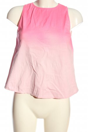 7 For All Mankind Blusa senza maniche rosa stile casual