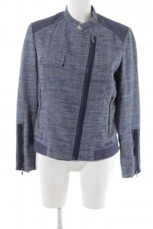 7 For All Mankind Blouson blau meliert Casual-Look