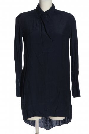 7 For All Mankind Blouse Dress blue elegant