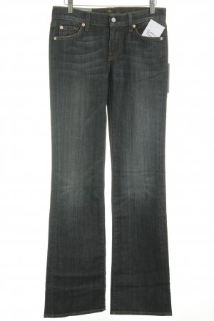 7 For All Mankind Jeans svasati blu stile casual