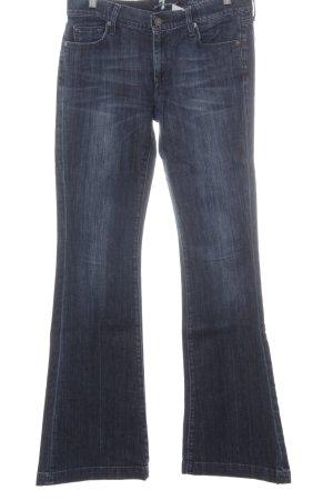 "7 For All Mankind Jeans svasati ""Charlize"" blu scuro"