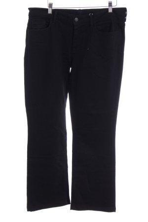 7 For All Mankind Boot Cut spijkerbroek zwart casual uitstraling