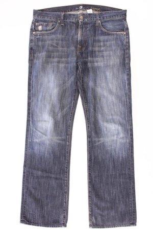 7 for all mankind Bootcut Jeans blau Größe W36