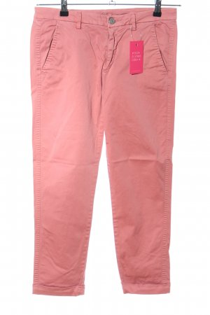 7 For All Mankind Chinohose pink Casual-Look