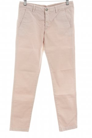 7 For All Mankind Chinohose creme Casual-Look