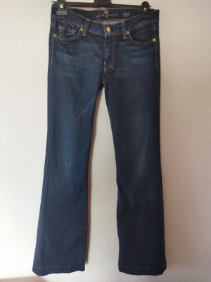 7 For All Mankind Jeans marlene blu scuro