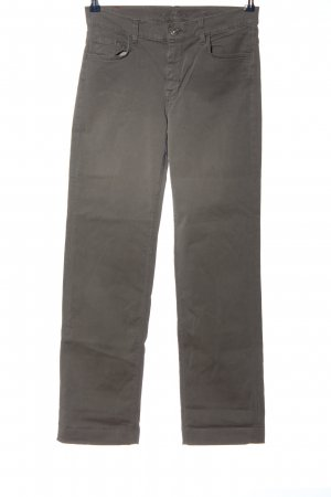 7 For All Mankind Five-Pocket-Hose hellgrau Casual-Look
